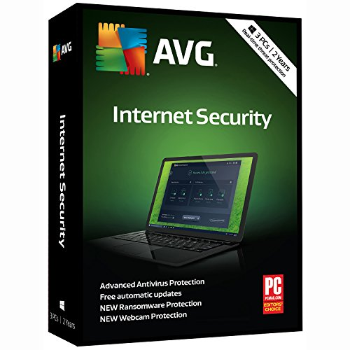 AVG Internet Security 2019, 3 Users 2 Years [Key Code] by AVG Technologies