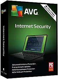 AVG Technologies Internet Security 2018, 2 Years [KEY CARD] (3-U