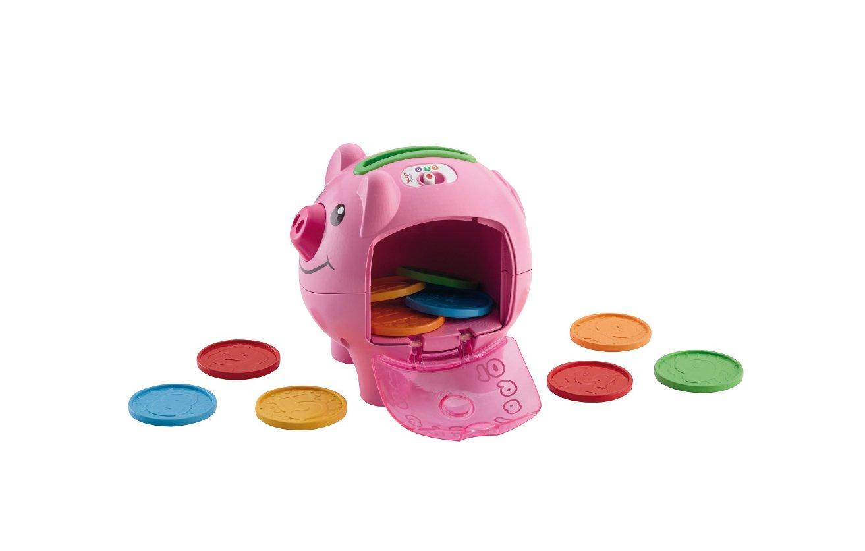 Fisher Price Cerdito hucha interactivo Mattel CDH
