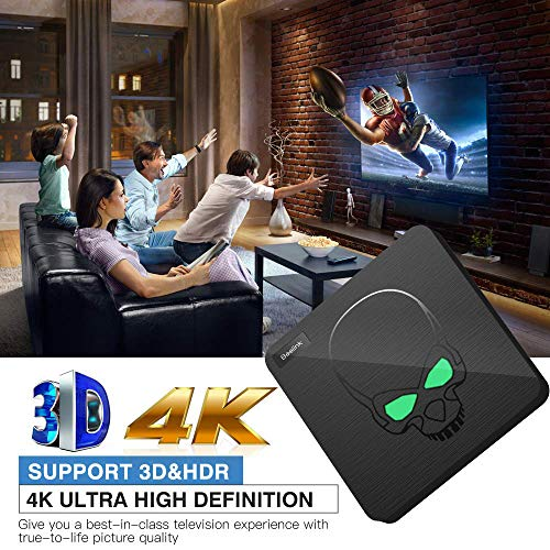 S922X TV Box, Android 9 0 TV Box, Beelink GT King tv Box Android 9 0 4gb  ram 64gb, Amlogic S922X, Hexa-core, Support 2 4G 5 8G WiFi BT 4 1 4K 60fps