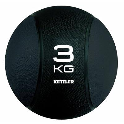 Kettler Médecine balle Noir 3 kg