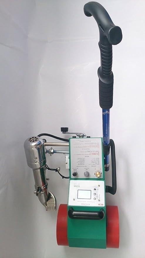 SINOSHON LC3000C 220V/110V Todo Aire PVC caliente automática Banner Soldador Seamless Empalme máquina máquina de soldadura Leister Calentador: Amazon.es: ...