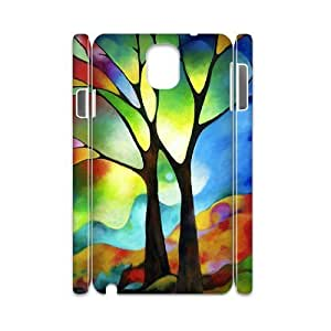 Love Tree Brand New 3D Cover Case for Samsung Galaxy Note 3 N9000,diy case cover ygtg595275