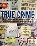 A great book with documentations of famous criminals from the past.