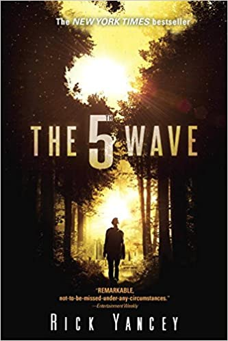 Image result for the fifth wave book cover