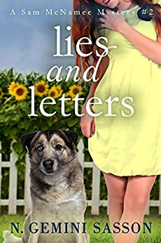Lies and Letters (A Sam McNamee Mystery Book 2) by [Sasson, N. Gemini]