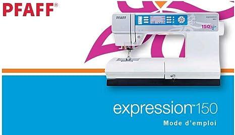 PFAFF Dowload Pdf-File 150 - Máquina de Coser: Amazon.es: Hogar