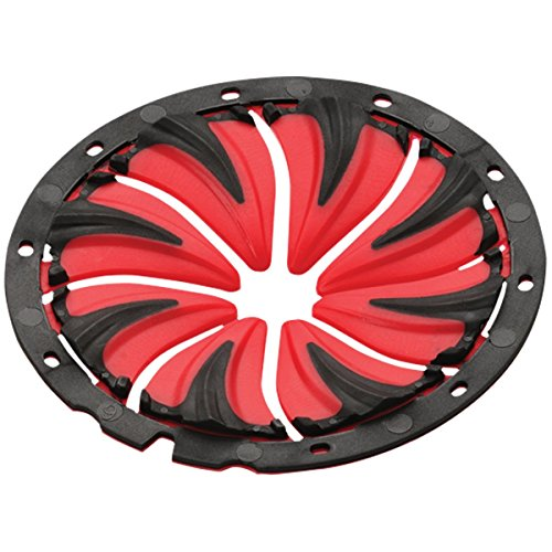 Dye Precision Rotor Loader Quick Feed - Black/Red