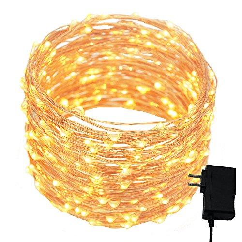 Copper Lantern Patio Lights - 2
