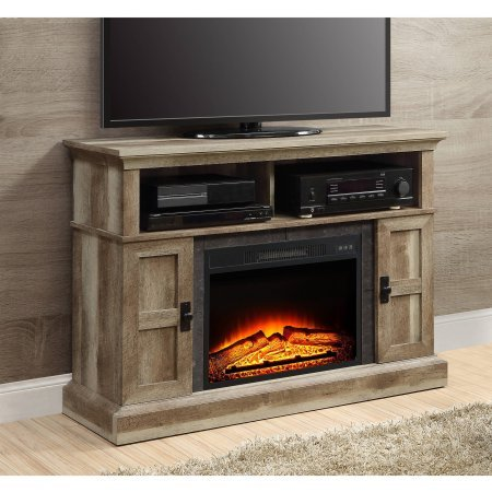 WHALEN 48 inch Media Fireplace Console Tv Stand For Up To...