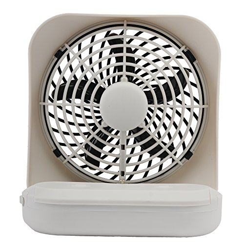 02 Cool 5 Battery Fan : O cool inch portable desktop air circulation battery fan