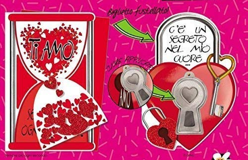 Subito disponibile Tarjeta Saludos AMOR gadget 1 a elegir ...