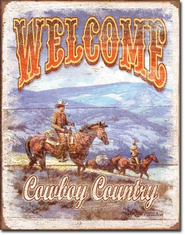 (The Finest Website Inc. New Welcome Cowboy Country 16