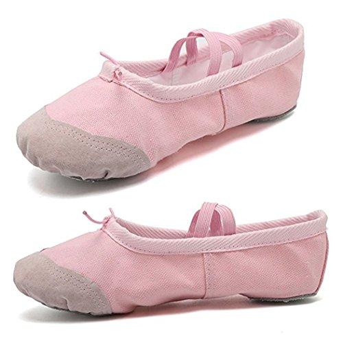 outlet DoGeek Chaussure de Danse Ballerine Femme Chaussure