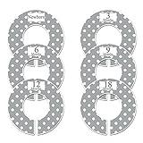 Closet Doodles C21 Gray Polka Dots Baby Clothing
