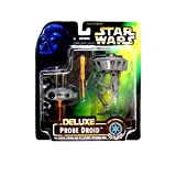 imperial droid - Star Wars Deluxe Probe Droid With Proton Torpedo & Self-Destruct Exploding Head