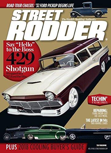 Magazines : Street Rodder