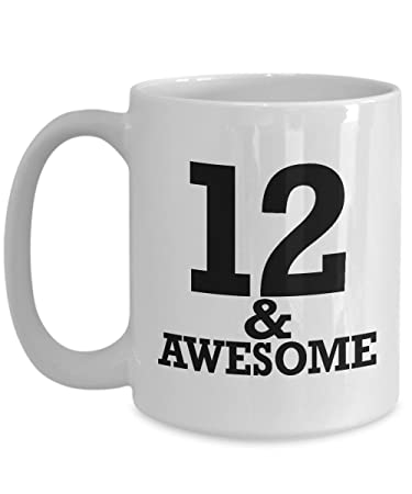Image Unavailable Not Available For Color Gifts 12 Year Old Boy Coffee Mug