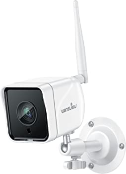 Wansview 1080P Wireless WiFi IP66 Waterproof Surveillance Home Camera