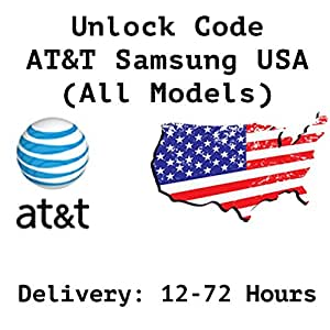 AT&T USA UNLOCK CODE FOR SAMSUNG , ZTE , IPHONE ONLY CLEAN IMEI