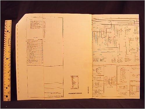 1980 80 FORD Fairmont & MERCURY Zephyr Electrical Wiring Diagrams Manual  ~Original: Ford Motor Company: Amazon.com: Books | Ford Fairmont Wiring Diagram |  | Amazon.com