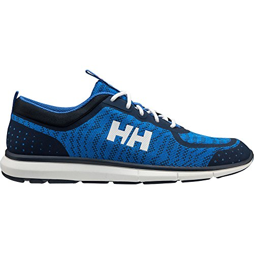 Helly Hansen Hp Shoreline F-1, Mocassini Uomo, Multicolore (Plum/Grenadine/Black/655), 45 EU Blu (Bluewater/Navy/Evenin 503)