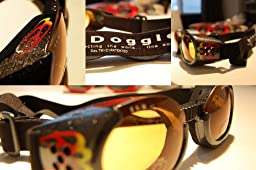 Doggles ILS Large Pink Frame and Pink Lens
