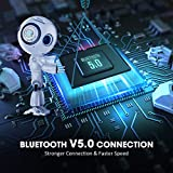 VicTsing (Upgraded Version) V5.0 Bluetooth FM