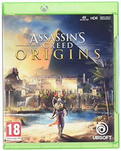 ASSASSIN'S CREED ORIGINS by XBOX ONE REDEEM CODE