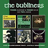 Dubliners / In Concert / Finnegan Wakes + In Person, Mainly Barney &More Of The Dubliners EPs + Bonus Track