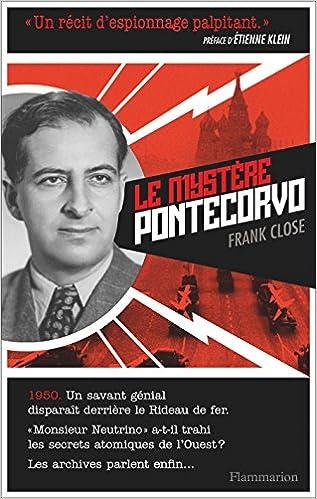 Lire un Le mystère Pontecorvo epub, pdf