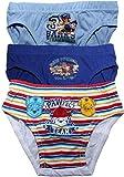 Paw Patrol Boys Marshall Childrens 3 Pack Underwear Briefs Set By BestTrend