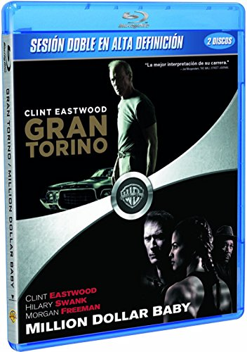 Gran Torino + Million Dollar Baby (Blu-Ray) (Import Movie) (European Format - Zone B2) (2013) Clint Eastwood;
