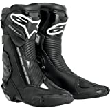 Alpinestars S-MX Plus Gore-Tex Boots , Primary Color: Black, Size: 10.5, Distinct Name: Black, Gender: Mens/Unisex 2331012-155-45