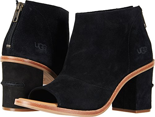 UGG Women's Ginger Boot Black Size 8 B(M) US
