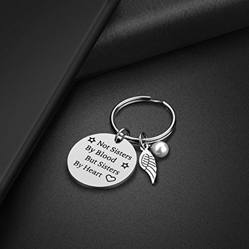 Best Friend Gifts Keychain