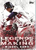 2018 Topps Legends in the Making #LTM-MS Miguel Sano Minnesota Twins Baseball Card