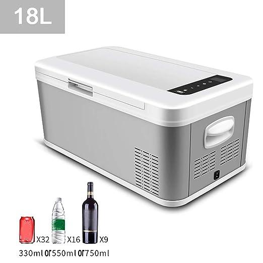 S-AIM Mini refrigerador para Auto 18 l, congelador de ...