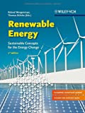 Renewable Energy - Sustainable Energy Concepts for the Energy Change, , 3527411879