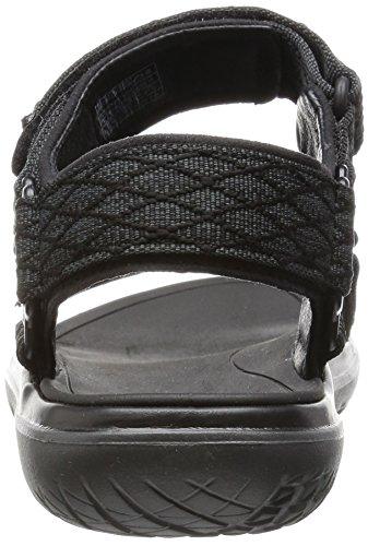 Sportif Plein Teva Universel Hommes De Air Noir Vie Terra Et Pour Sandale noir Style Pnqg4nxYA8