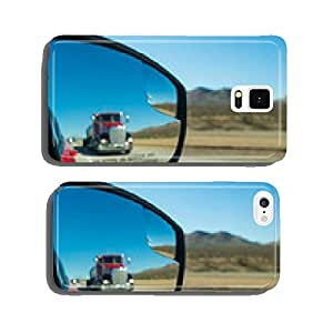Traffic in the rearview mirror cell phone cover case iPhone6
