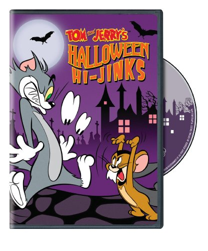 Tom and Jerry's Halloween Hi-jinks (Cartoon Halloween Movie)