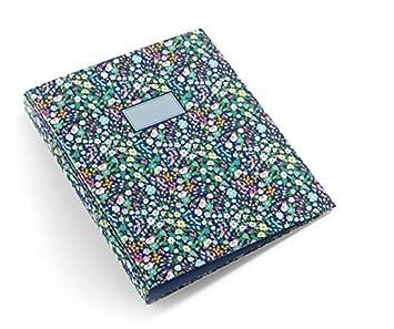 Jordi Labanda 14102 - Carpeta 4 anillas 25mm wildflowers: Amazon.es: Oficina y papelería