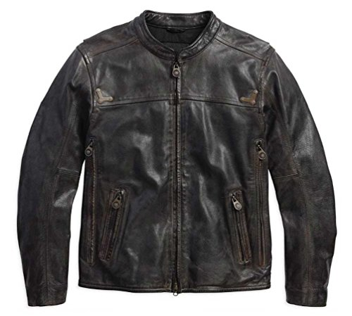 Harley Davidson Willie Limited Leather 97097 16VM