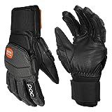 POC Super Palm Comp, Racing Gloves, Uranium Black, SML