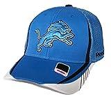 Detroit Lions Sideline Hat Small / Medium Flex Fit Cap