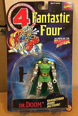 Fantastic 4 Animated Series Dr. Doom by Fantastic 4: Amazon.es ...