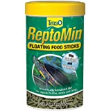 Tetra 29254 ReptoMin Floating Food Sticks, 3.7-Ounce, 375 ml