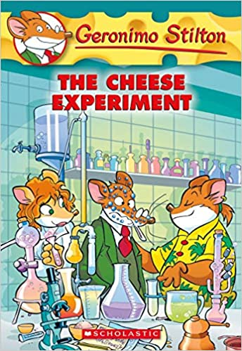 Buy The Geronimo Stilton  63  The Cheese Experiment Book Online at ... 08fdc7109
