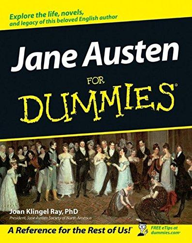 Jane Austen For Dummies (For Dummies Series)